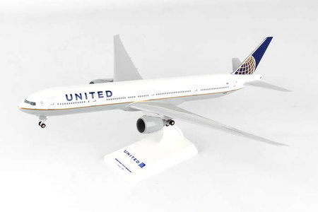 United Airlines Post CO Merger - Boeing 777-300 (Skymarks 1:200)