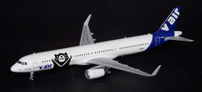 V-Air - Airbus A321-200 (JC Wings 1:200)