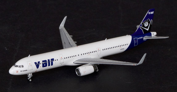 V-Air - Airbus A321-200 (JC Wings 1:400)