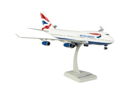 British Airways - Boeing 747-400 (Hogan 1:200)