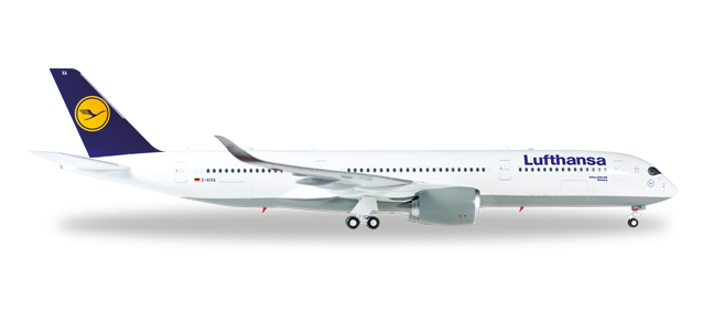 Lufthansa - Airbus A350-900 (Herpa Wings 1:200)