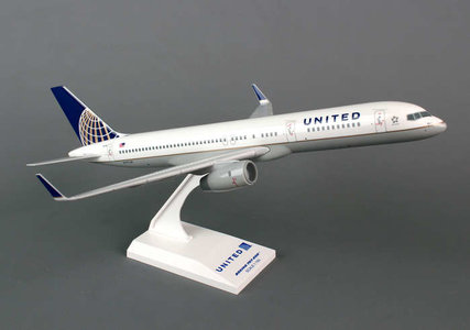 United Airlines Post CO Merger - Boeing 757-200 (Skymarks 1:150)