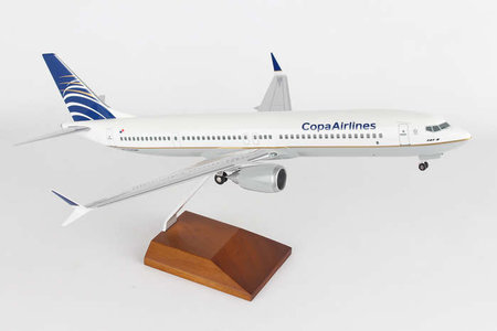 Copa - Boeing 737 MAX 9 (Skymarks 1:100)