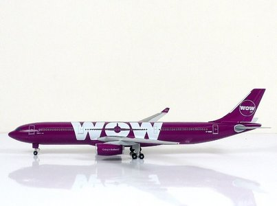 WOW Air - Airbus A330-300 (Sky500 1:500)