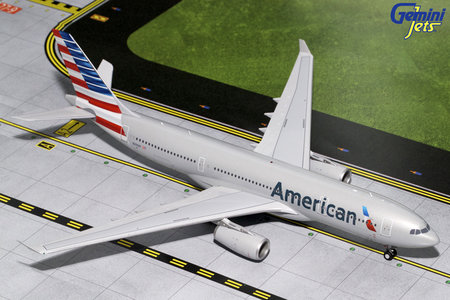 American Airlines - Airbus A330-200 (GeminiJets 1:200)