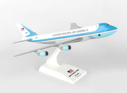 Air Force One  - Boeing 747-200 (Skymarks 1:250)
