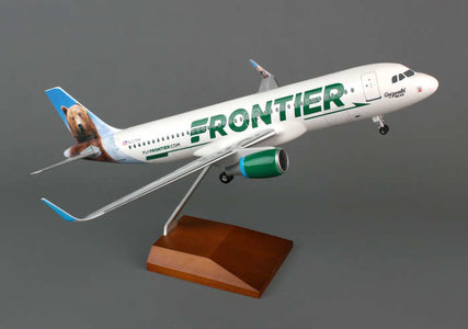Frontier Airlines  - Airbus A320-200 (Skymarks 1:100)