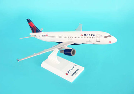 Delta Air Lines (USA) - Airbus A320-200 (Skymarks 1:150)