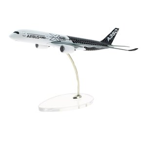 Airbus House Colours (Carbon) - Airbus A350-900 (Airbus 1:400)