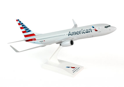 American Airlines New Livery 2013 - Boeing 737-800 (Skymarks 1:130)