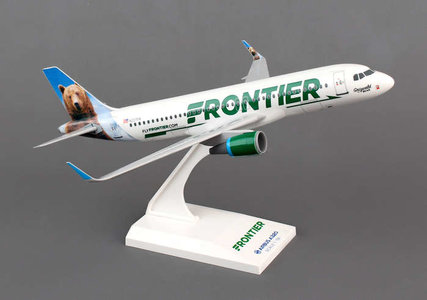 Frontier Airlines (USA) - Airbus A320-200 (Skymarks 1:150)