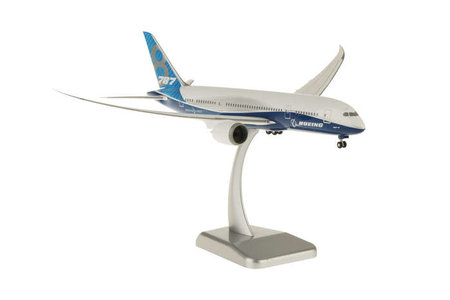 Boeing House (USA) - Boeing 787-8 (Hogan 1:200)