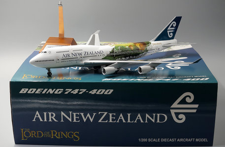 Air New Zealand - Boeing 747-400 (JC Wings 1:200)