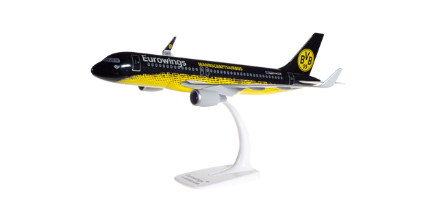 Eurowings - Airbus A320 (Herpa Snap-Fit 1:100)