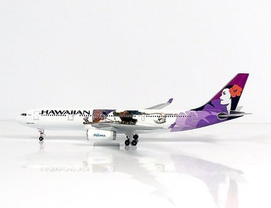 Hawaiian Air - Airbus A330-200 (Sky500 1:500)