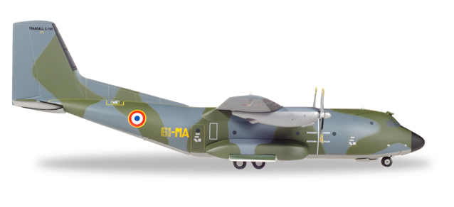 French Air Force - Transall C-160 (Herpa Wings 1:200)
