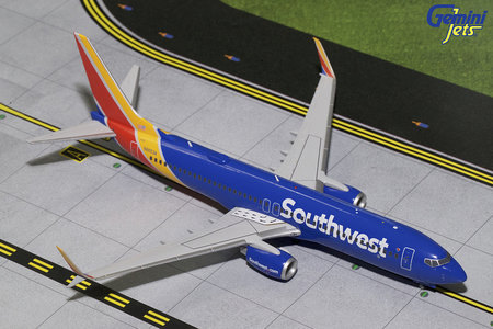 Southwest Airlines - Boeing 737-800S (GeminiJets 1:200)