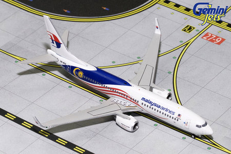 Malaysia Airlines - Boeing 737-800 (GeminiJets 1:400)