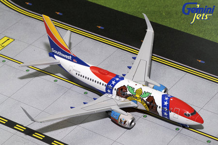 Southwest Airlines - Boeing 737-700S (GeminiJets 1:200)