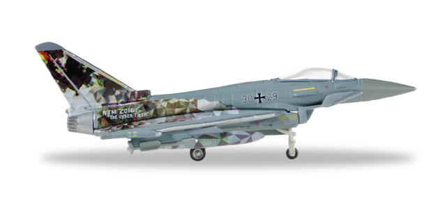 Luftwaffe - Eurofighter Typhoon (Herpa Wings 1:200)