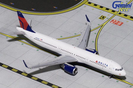 Delta Air Lines - Airbus A321S (GeminiJets 1:400)
