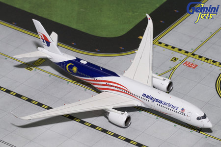 Malaysia Airlines - Airbus A350-900 (GeminiJets 1:400)