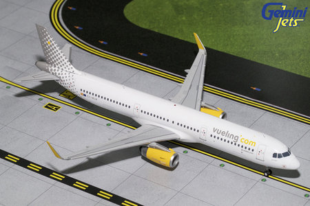 Vueling - Airbus A321S (GeminiJets 1:200)