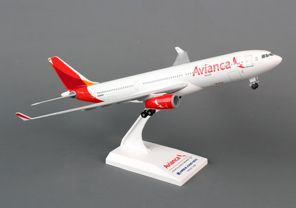 Avianca (Colombia) - Airbus A330-200 (Skymarks 1:200)