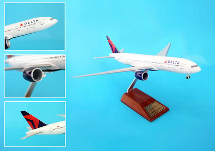 Delta Air Lines (USA) - Boeing 777-200 (Skymarks 1:200)