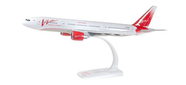Vim Airlines - Boeing 777-200 (Herpa Snap-Fit 1:200)