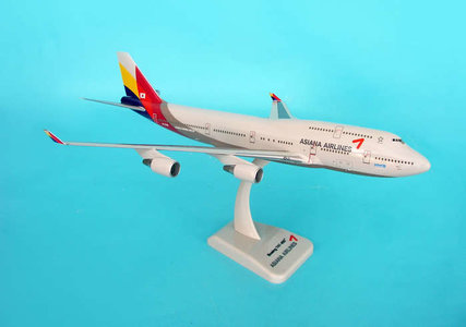 Asiana Airlines (South Korea) - Boeing 747-400 (Hogan 1:200)