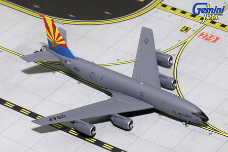 United States Air Force (USAF) - Boeing KC-135R Stratotanker (GeminiJets 1:400)