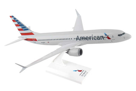 American Airlines - Boeing 737 MAX 8 (Skymarks 1:130)