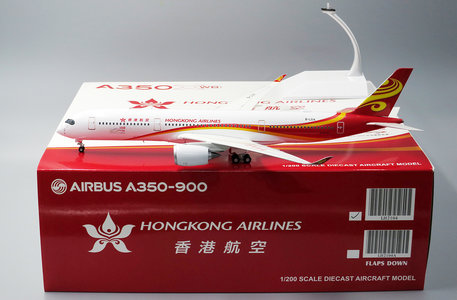 Hong Kong Airlines - Airbus A350-900 (JC Wings 1:200)