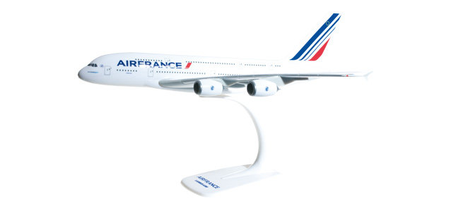 Air France - Airbus A380 (Herpa Snap-Fit 1:250)