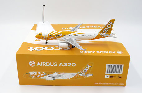 Scoot - Airbus A320 (JC Wings 1:200)