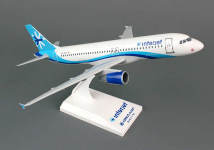Interjet - Airbus A320-200 (Skymarks 1:150)