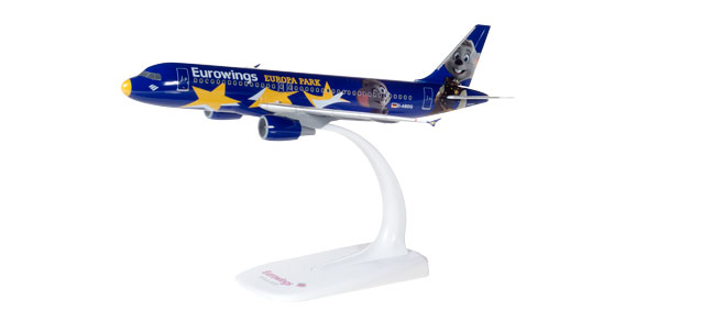 Eurowings - Airbus A320 (Herpa Snap-Fit 1:200)