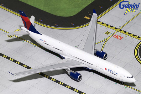 Delta Air Lines - Airbus A330-300 (GeminiJets 1:400)