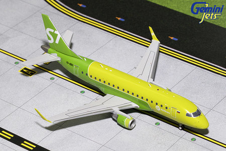 S7 Airlines - Embraer 170 (GeminiJets 1:200)