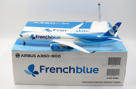 French Blue - Airbus A350-900 (JC Wings 1:200)