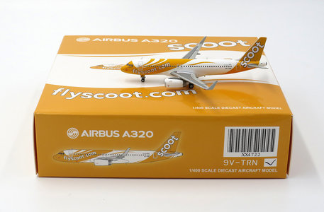 Scoot - Airbus A320 (JC Wings 1:400)