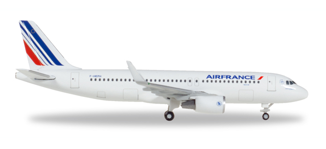 Air France - Airbus A320 (Herpa Wings 1:500)