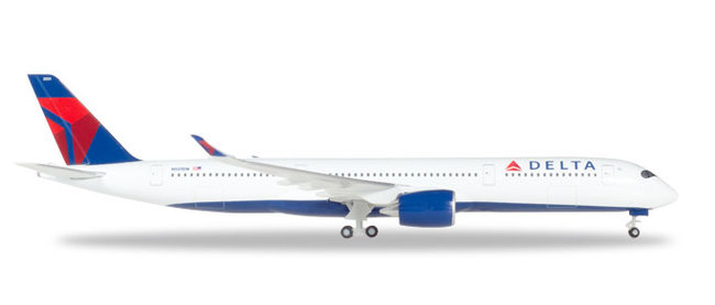 Delta Air Lines - Airbus A350-900 (Herpa Wings 1:500)