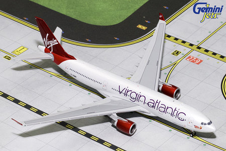 Virgin Atlantic Airways - Airbus A330-200 (GeminiJets 1:400)
