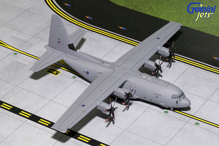 Royal Air Force (RAF) - Lockheed C-130J Hercules (GeminiJets 1:200)