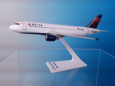 Delta - Airbus A320-200 (Flight Miniatures 1:200)
