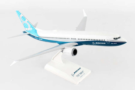 Boeing House Colors(USA) - Boeing 737 MAX 8 (Skymarks 1:130)