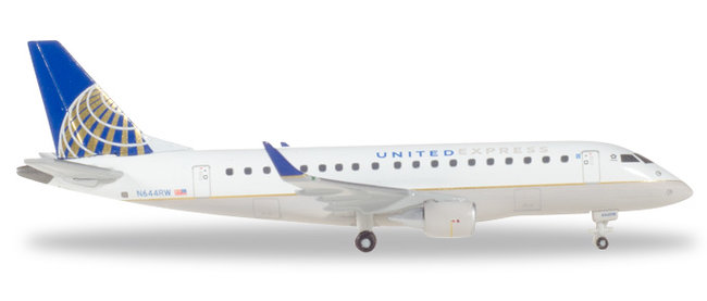 United Express - Embraer E170 (Herpa Wings 1:400)