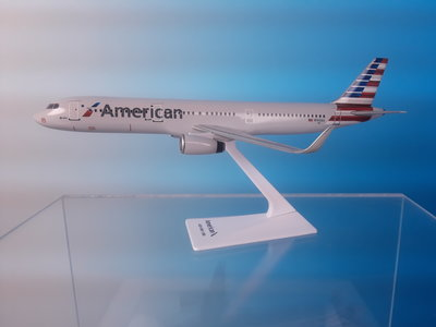American Airlines - Airbus A321-200 (Flight Miniatures 1:200)